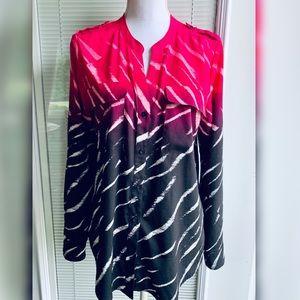 Calvin Klein button down shirt